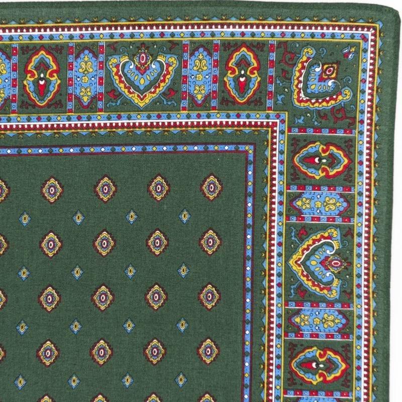 green-diamond-paisley-cotton-bandana