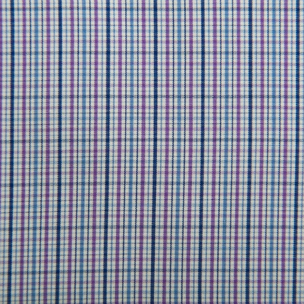 Boxer shorts - pink and blue check