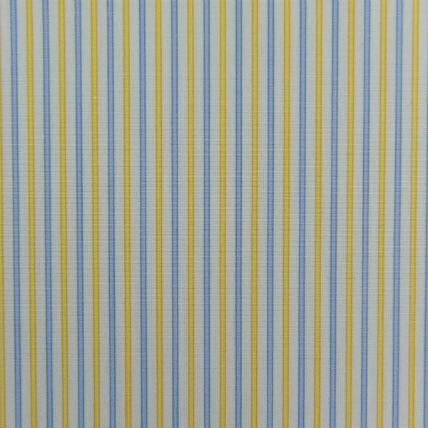 Boxer shorts - blue and yellow stripe