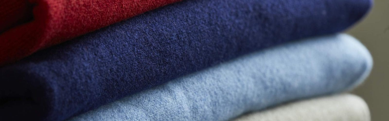 Cashmere knitwear by Cuyler and Davy