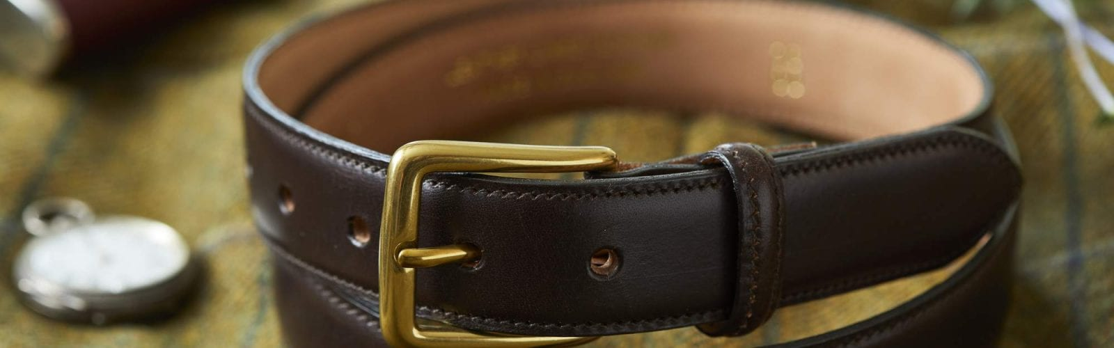 Belts by Cuyler & Davy